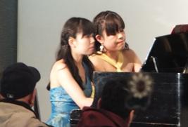 根津 理恵子 吉田 彩 【 ピアノ ...